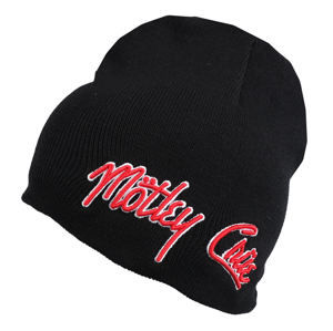 kulich Mötley Crüe - Logo - ROCK OFF - MOTBEAN02B