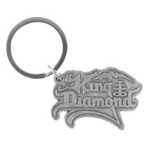 klíčenka (přívěšek) King Diamond - Logo - RAZAMATAZ - KR163