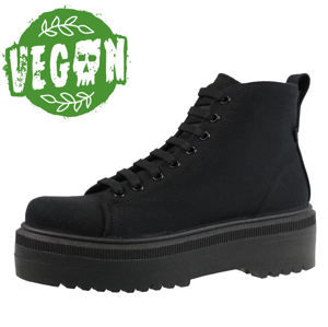 boty ALTERCORE - Izra Vegan Black - ALT031 36