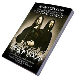 kniha Non Serviam: The Story Of Rotting Christ - CULT010