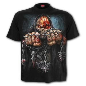 tričko metal SPIRAL Five Finger Death Punch Five Finger Death Punch černá XXL