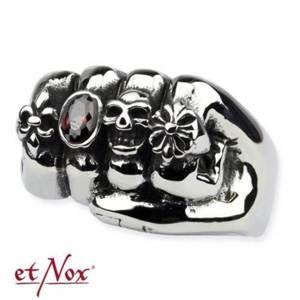 prsten ETNOX - Fist - SR1409 62