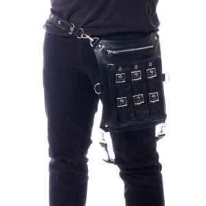 taška (ledvinka) Vixxsin - MENACE - BLACK - POI799