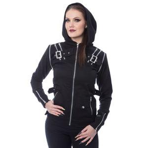 bunda dámská Innocent Clothing - JEZEBEL - BLACK - POI936 M