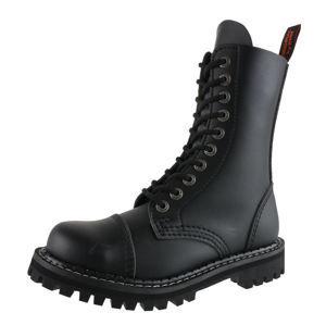 boty kožené unisex - Vegan - KMM - 100 vegan