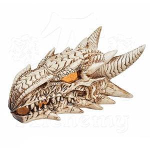 figurka draci nebo gargoylové ALCHEMY GOTHIC LED Dragon Skull