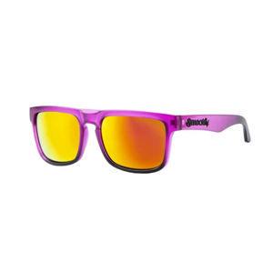 brýle sluneční MEATFLY - MEMPHIS - F- 4/17/55 - Purple Matt - MEAT147