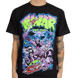 tričko pánské GWAR - Alien Decapitation - Black - INDIEMERCH - 7717 XXL