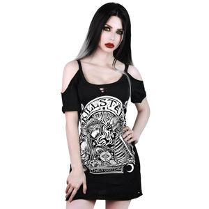 tričko KILLSTAR Mystery Distress černá S