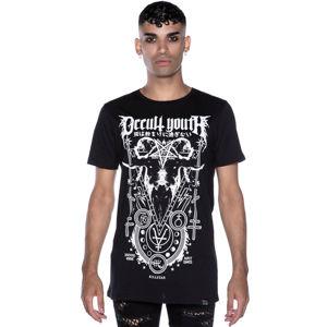 tričko KILLSTAR Occult černá S