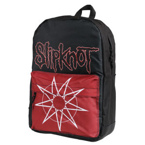 batoh SLIPKNOT - WANYK STAR - RED - RSSLIPRED
