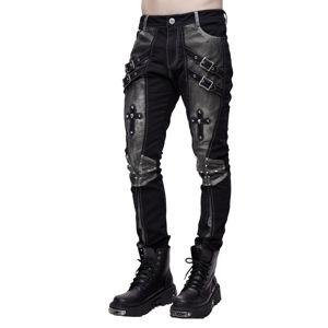 kalhoty pánské DEVIL FASHION - PT10401 S