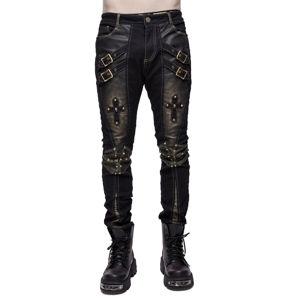 kalhoty pánské DEVIL FASHION - PT10402 S