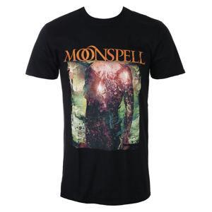 NAPALM RECORDS Moonspell 1755 černá