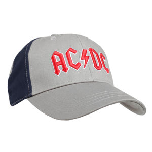 kšiltovka ROCK OFF AC-DC Red Logo