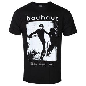 Tričko metal PLASTIC HEAD Bauhaus BAUHAUS černá XXL