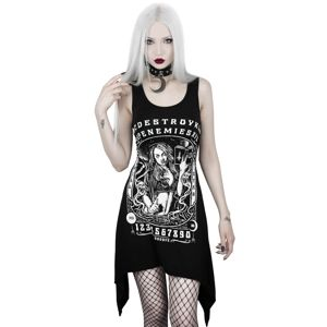 šaty KILLSTAR Spellcaster Lace-Up XXL