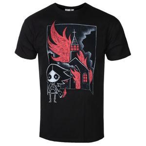 tričko hardcore Akumu Ink The Prophecy černá S