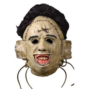kukla NNM Texas Chainsaw Massacre Adult's Latex