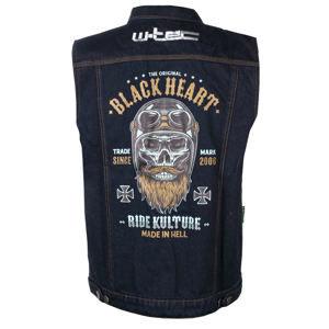 vesta BLACK HEART WHISKERY L